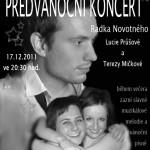 Radek Novotný, Tereza Mičková, Lucie Průšová