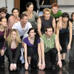 cast CHICAGO- ze zkoušek