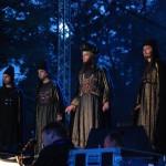 Radek Novotný, Péťa Brychtů, Igor Ondříček, Martin Křížka - open air zámecká zahrada Slavkov u Brna