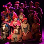 hostování v pražském divadle Hybernia
