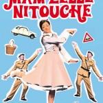 Mam'zelle Nitouche- plakát divadla Karlín