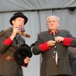 Cikáni jdou do nebe- Biskupský dvůr 2013