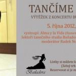 tančíme pro kočky- benefiční večer v divadle Polárka