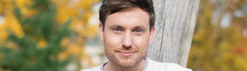 Oficiální webové stránky muzikálového herce Radka Novotného